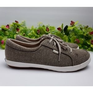 Keds Chukka Java Brown Sneakers, 8.5 US EU 39.5